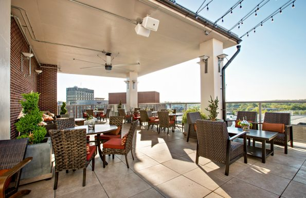 Up On The Roof Restaurant Week South Carolina